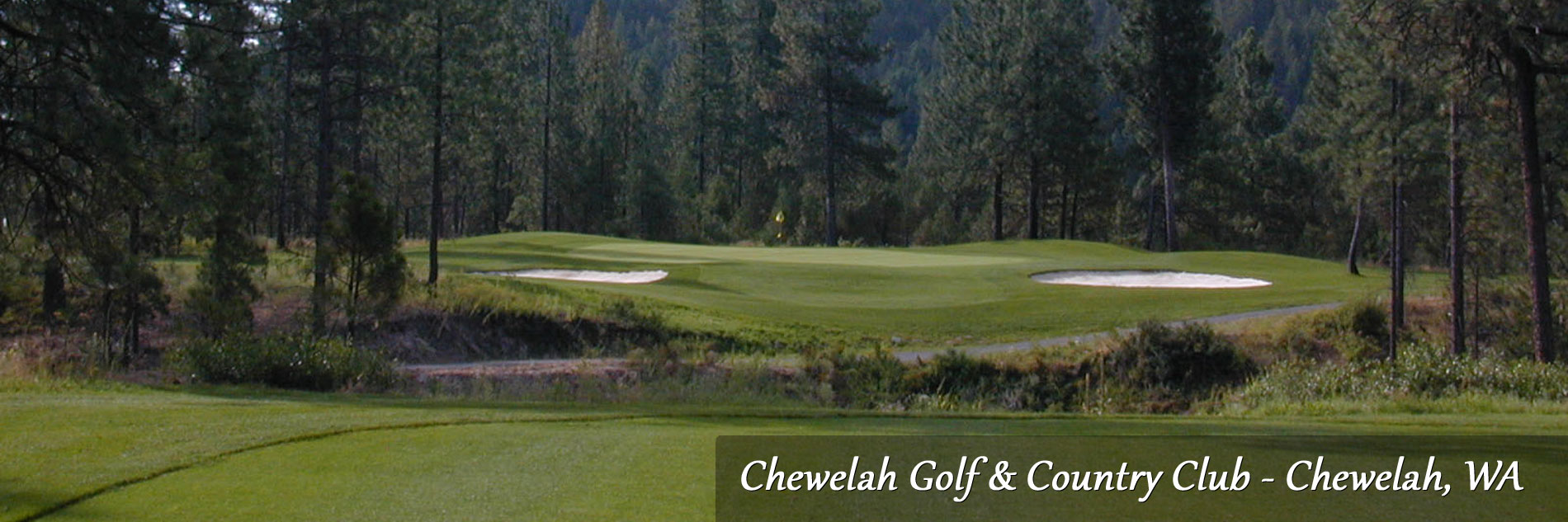 Chewelah Golf & Country Club