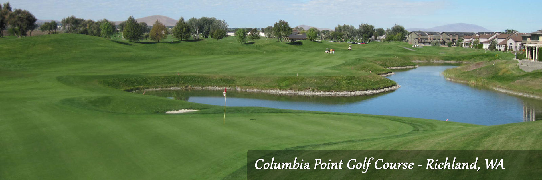 Columbia Point Golf Course