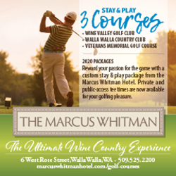 Marcus Whitman Ad
